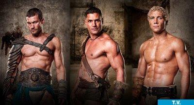 Ahora, si quieres, puedes llegar a tener el cuerpo de un gladiador como Espartaco