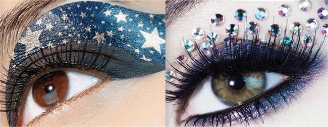 Tatuajes para los ojos de Claire's