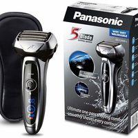 Oferta del día en la afeitadora Panasonic ES-LV65-S803 de cinco cuchillas: hasta medianoche está por 105 euros en Amazon