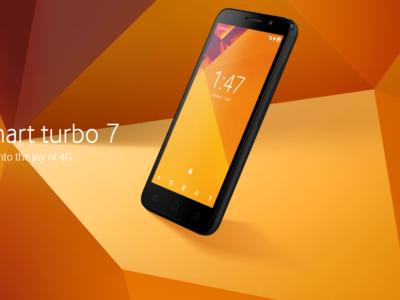 Vodafone Turbo 7: sencillo, barato y con pantalla que crece hasta las 5 pulgadas