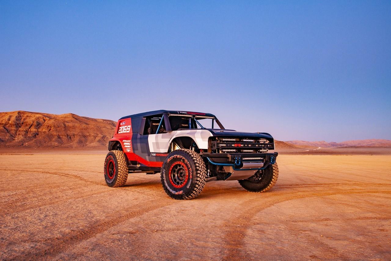 Foto de Ford Bronco R (8/13)