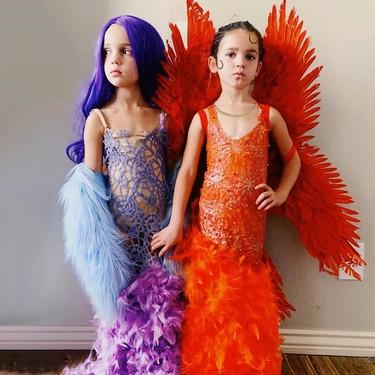 Los disfraces de Halloween más ideales para los más pequeños se encuentran en Pinterest