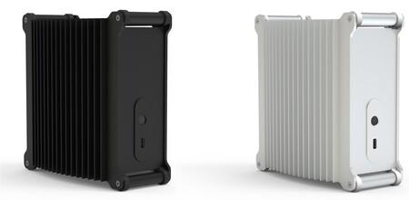 Parece un radiador, pero es la nueva carcasa DB1 de Streacom para que te montes un HTPC con refrigeración pasiva