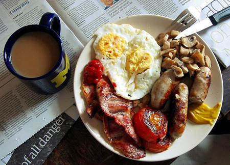 Huevos con bacon de algas, ¿el desayuno del futuro?