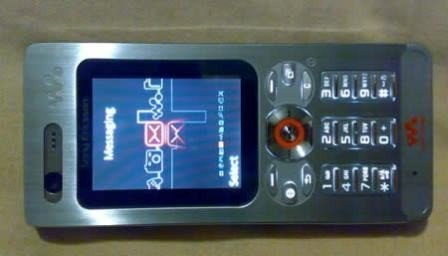 extraplano de Sony Ericsson