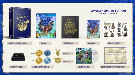 Owlboy Edicion Coleccionista Ps4