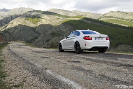 Ya hemos conducido el BMW M2 Coupé... ¡y es una gozada!