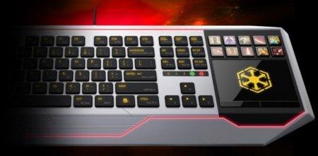 Razer Star Wars The Old Republic teclado