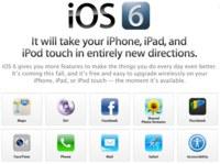 Estas son las novedades de iOS 6 presentadas hoy en la keynote #keynoteiPhone5