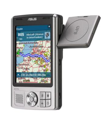 PDA MyPal A639 de Asus