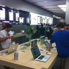 Foto 63 de 93 de la galería inauguracion-apple-store-la-maquinista en Applesfera