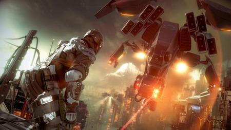 'Killzone Shadow Fall' de PS4 y su demo en el programa de Jimmy Fallon