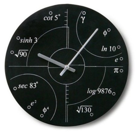 Reloj irracional