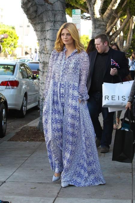 Mischa Barton Looks Street Style It Girl 2015 6