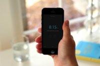Rise para iOS, alarmas con estilo