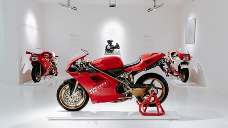 La Ducati 916 prototipo de Massimo Tamburini es única y estará expuesta en el Museo Ducati