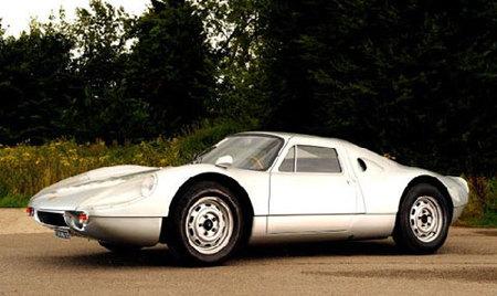 Un exclusivo 1964 Porsche 904 GTS sale a subasta