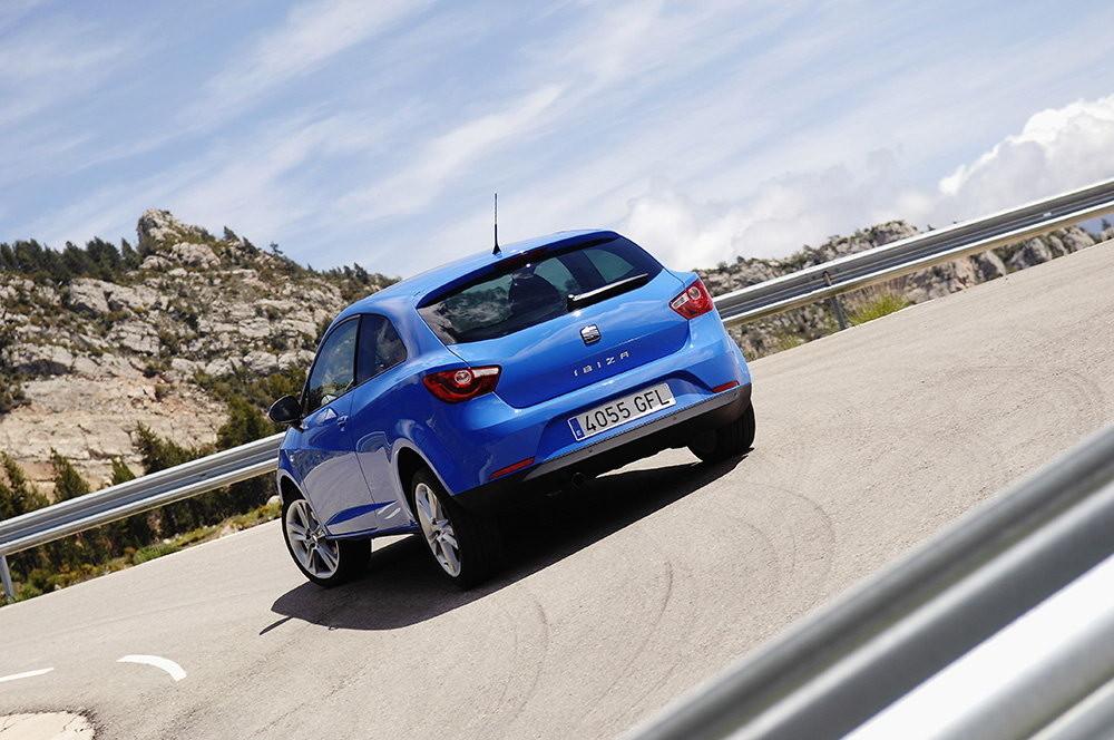 Foto de Seat Ibiza SportCoupe (66/100)