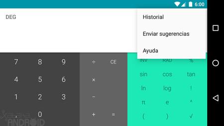 Calculadora de Google estrena un historial para que no tengas que volver a calcular el resultado