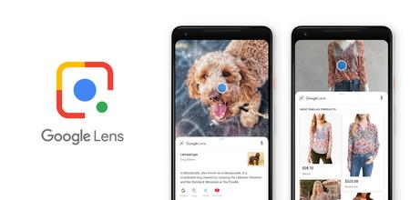 Así puedes compartir una imagen desde cualquier aplicación para analizarla con Google Lens
