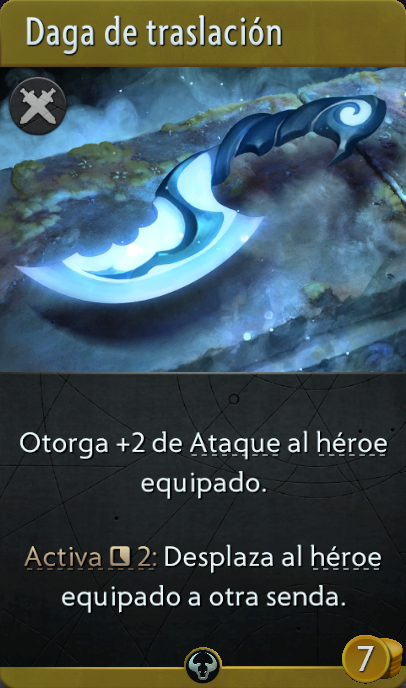 Foto de Objetos de Artifact (1/4)