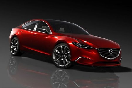 El nuevo Mazda 6 se presentará en el Salón de París