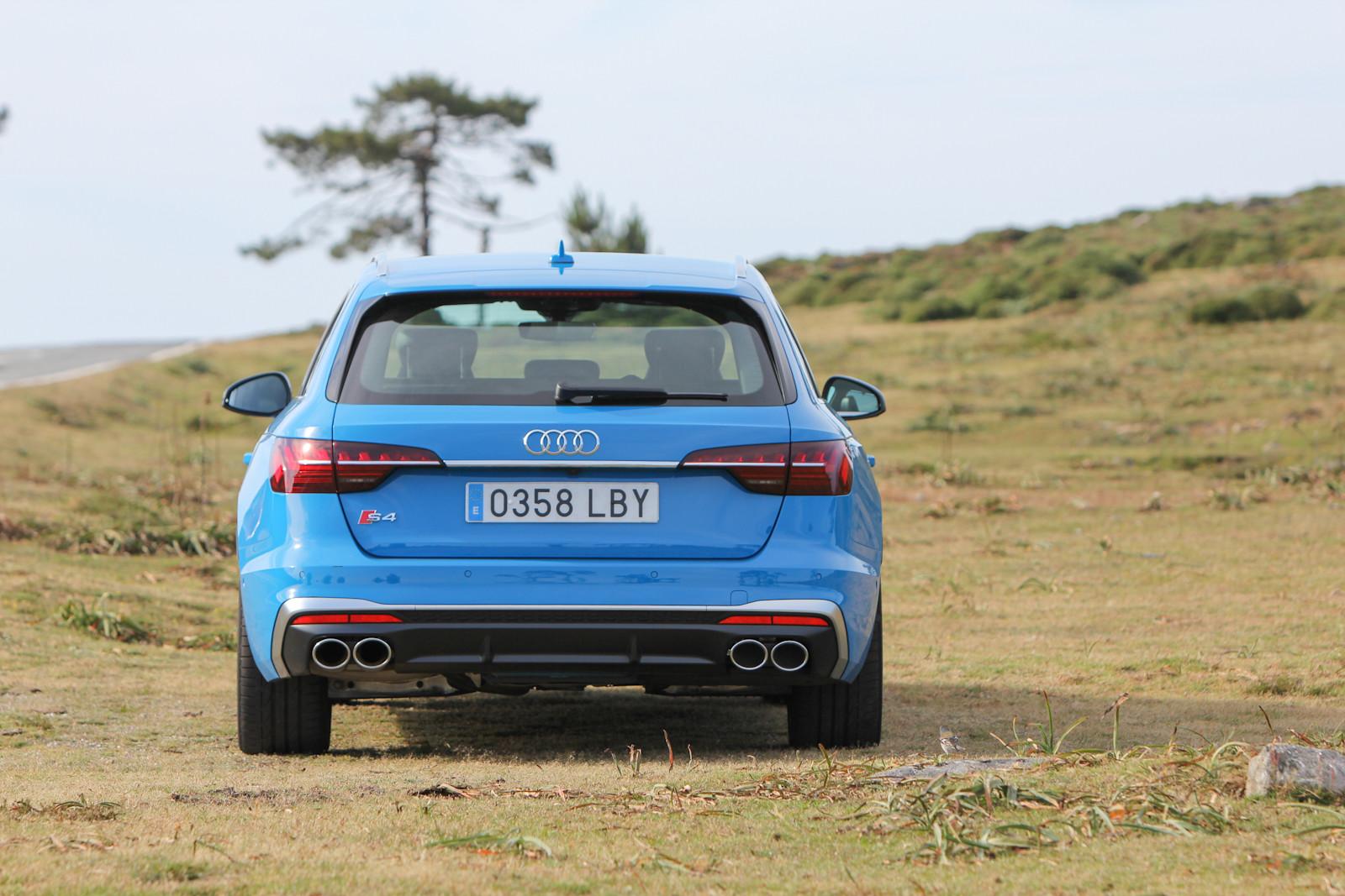 Foto de Audi S4 Avant 2020 (prueba) (7/26)