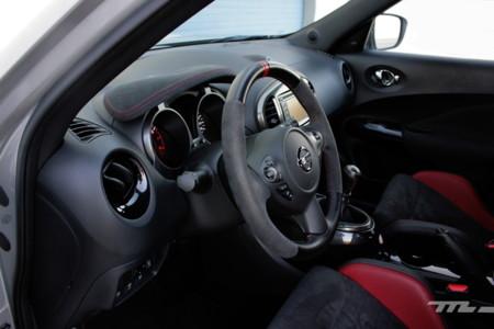 Nissan Juke Nismo Rs 2016 Prueba 340