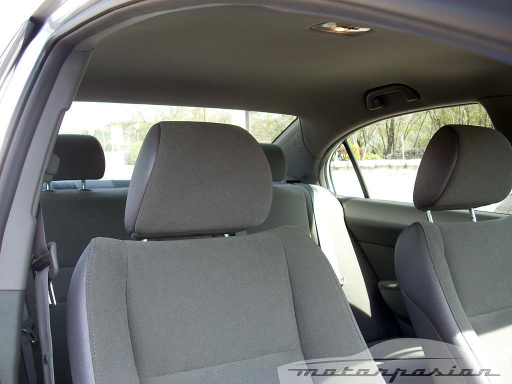 Foto de Honda Civic Hybrid (prueba) (29/40)