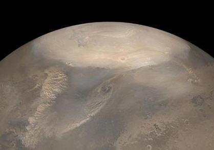 Tormentas en Marte hacen peligrar los robots de la NASA