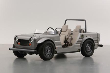 Sabes que lo quieres: Toyota Camatte Hajime, ideal para jugar a los coches... de tres metros