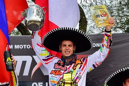 Jordi Tixier se proclama Campeón del Mundo de MX2