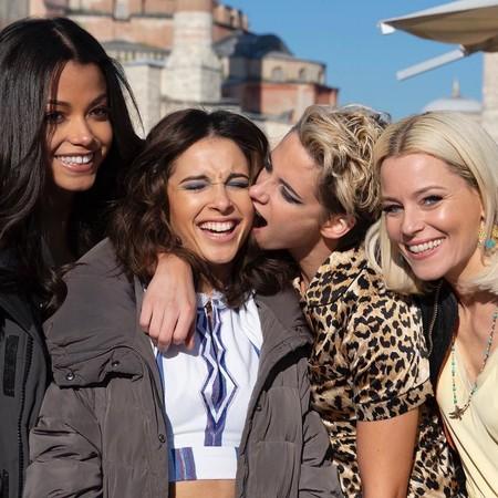 Kristen Stewart, Ella Balinska y Naomi Scott se convierten en  los nuevos (y más cañeros) Ángeles de Charlie