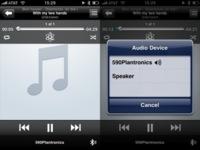 Últimas capturas del iPhone OS 3.0: Uso de auriculares bluetooth