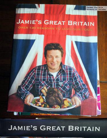 Jamie's Great Britain. El libro de recetas más personal de Jamie Oliver