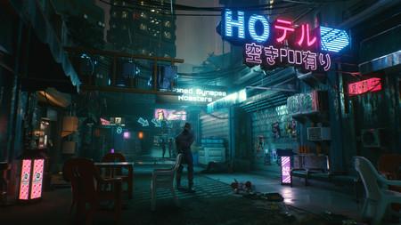 Cyberpunk2077 Blood In The Rain Rgb
