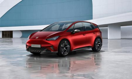 SEAT El-born coche eléctrico