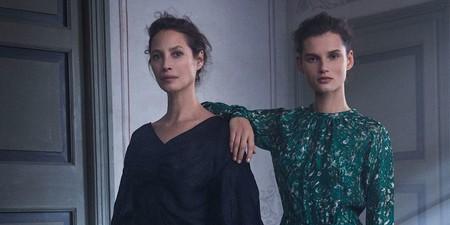 Victoria de Suecia y su vestido de invitada 'low cost' de H&M