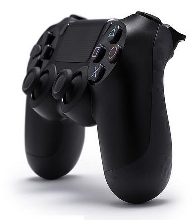 Así es el DualShock 4, lo único que se vio de la PS4