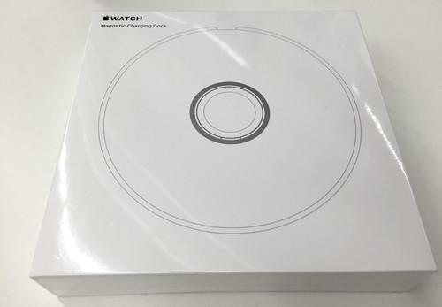 Se filtran fotografías de la Base de Carga Magnética del Apple Watch