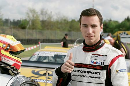 Alex Riberas repetirá con Porsche en la temporada 2014
