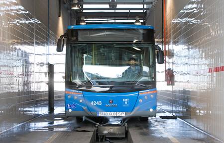 En 2023, en Madrid solo habrá autobuses de gas natural y eléctricos