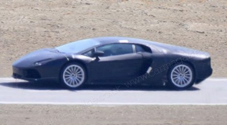 Lamborghini Jota espia