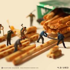 Foto 5 de 8 de la galería miniature-calendar en Directo al Paladar