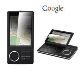 Rumor: Google prepara dos modelos de gPhone