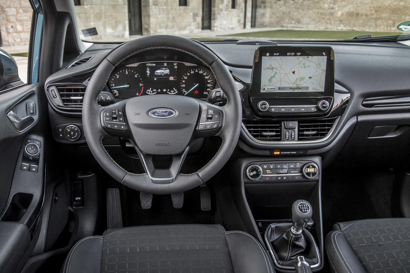 Foto de Ford Fiesta 2017, toma de contacto (80/192)