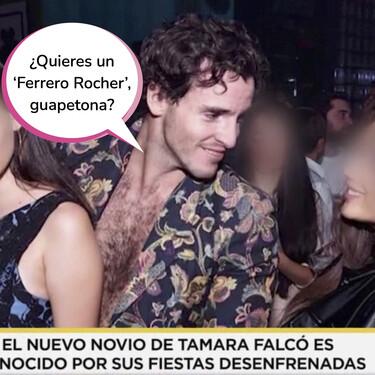 """Íñigo Onieva, el novio de Tamara Falcó, retratado como un """"fiestero sin fin"""", """"mujeriego"""" y """"despilfarrador"""" por una exrollete"""
