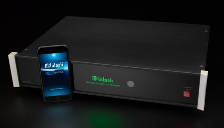 McIntosh MS500, un reproductor musical en streaming para los amantes incondicionales de la marca