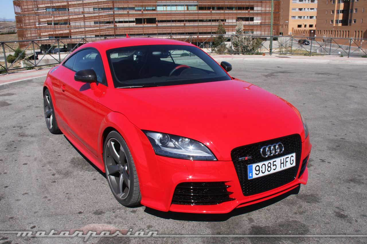 Foto de Audi TT RS S-Tronic (miniprueba) (51/51)
