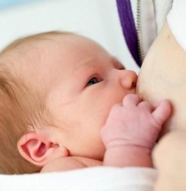 Sabores de la leche materna durante la lactancia: salada, dulce, amarga...